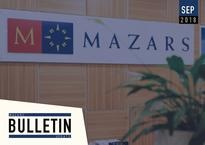 Mazars Monthly Bulletin September 2018